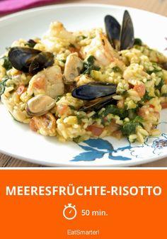 Meeresfrüchte-Risotto - smarter - Zeit: 50 Min.   eatsmarter.de