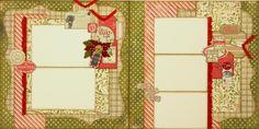 Authentique Paper: A Festive Mini Album Kit from Paisleys & Polka Dots ...