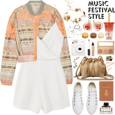 A fashion look from April 2017 by chocolatepumma featuring Etro, MANGO, Converse, Diane Von Furstenberg, Mark Cross, Forever 21, Twigs & Honey, Bare Escentuals...