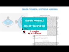 Brzo čitanje - 3 najkorisnije tehnike/ Fast reading- 3 useful techniques - YouTube Memories, Reading, Youtube, Memoirs, Souvenirs, Reading Books, Youtubers, Remember This, Youtube Movies