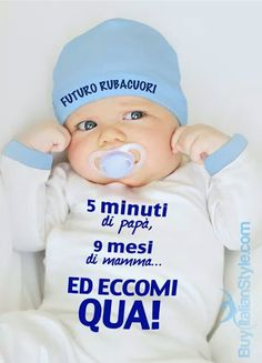 Risultati immagini per frasi x una nascita di un bambino Funny Baby Jokes, Cute Funny Babies, Mom And Baby, Baby Love, Feelings Words, Dear Mom, Kids And Parenting, Baby Knitting, Cute Pictures