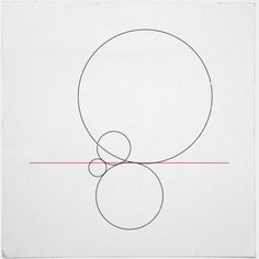 #424 Balance – A new minimal geometric composition each day