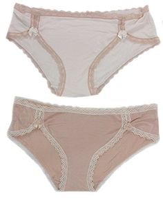 34a3a5302e Marilyn Monroe Intimates Sexy Hipster Panties 2 Pack Naked Soft Nudes Small     Click image