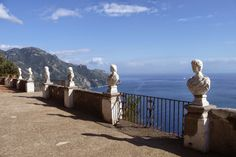 The Aussie Flashpacker: Luxury Hotel Review: Hotel Parsifal, Ravello, Italy.