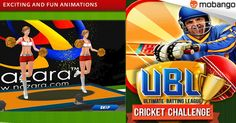 "If batting is your favorite part of #cricket, then this game is made just for you.""Cricket Challenge UBL"" by #NazaraGames  Download now!! http://www.mobango.com/cricket-challenge-ubl/?cid=1860774&catid=10&track=Q106X1241"