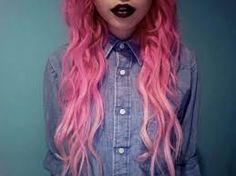 Tintura rosa chicle.