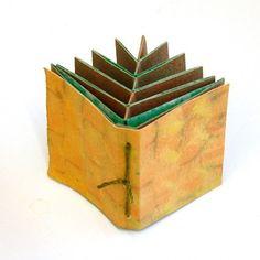 Fishbone Folding Technique