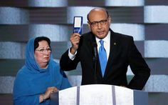 An open letter to Mr. Khizr Khan