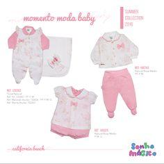 Moda Bebê | Moda Baby | Macacão | Saída Maternidade | Pagão | Look Para a Princesa