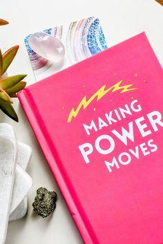 POWER MOVES JOURNAL