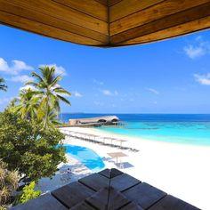"1,362 Likes, 14 Comments - Luxury Resorts (@luxuryresorts) on Instagram: ""St Regis Vommuli resort, Maldives ⠀ Photography by @ghaliasphotos"""