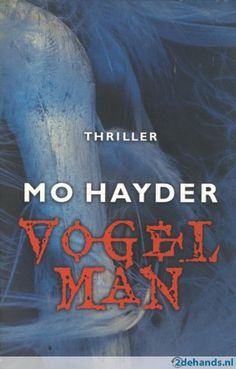 Mo Hayder rules