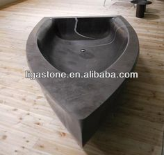 Natural Nero Marquina Marble Stone Freestanding Spa Indoor Bath Tub - size can be customized alibaba.com
