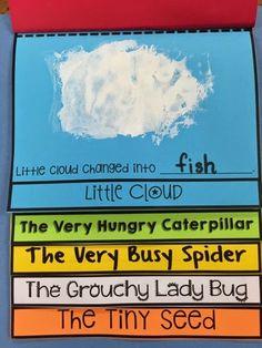 Live, Laugh, Teach First Grade: Eric Carle- Author Study