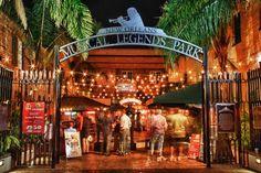 Musical Legends Park, Bourbon Street, New Orleans