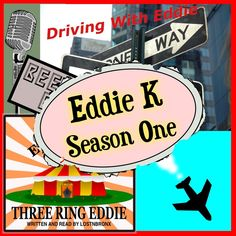 'Eddie K -- Season One' by David Collins-Rivera Portly, middle-aged, modern day lounge singer, Eddie Kosnofski, is on his way up!  Okay, not really. But he WANTS to be, which is all he needs to keep on swinging -- despite cynicism, anger issues, and questionable talent. With his best friend, Salvatore Deretti, by his side (a lowlife living the high life), and a kooky collection of friends and foes in his face, Eddie hurtles through temper tantrums, bizarre accidents, and oddball…