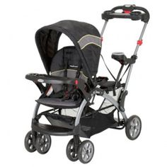 Baby Trend Double Stroller - lightweight, sturdy construction is safe and durable for two children.
