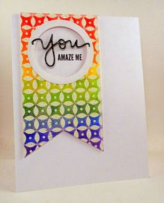 You and Your Big Dreams: You Amaze Me: Online Card Class