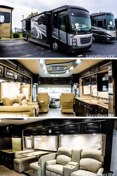 Enter #Vacation Mode in this Luxury Class A #RV from Lazydays  2018