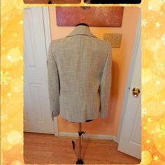 Selling this Dana Buchman rayon blend blazer in my Poshmark closet! My username is: edwardswife. #shopmycloset #poshmark #fashion #shopping #style #forsale #Dana Buchman #Jackets & Blazers