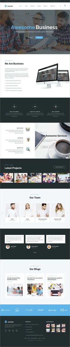 Orion is an incredibly wonderful responsive #WordPress theme for stunning #office website with 21+ multipurpose homepage layouts download now➩ https://themeforest.net/item/orion-creative-multipurpose-wordpress-theme/19163616?ref=Datasata