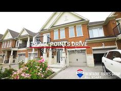 79 All Points Drive, Stouffville Presented By The Trentadue Torres Group Townhouse, Multi Story Building, Presents, Real Estate, Group, Favors, Real Estates, Terraced House, Gifts