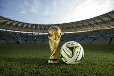 La final del Mundial de Brasil 2014 se jugará con una pelota Brazuca de diseño exclusivo