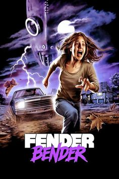 Fender Bender 2016. In a small New Mexico town, a 17-year-old high school girl who just got her driver's license gets into her first Fender..