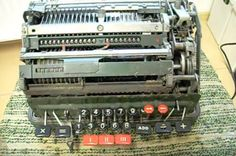 Watch What Happens If You Try To Divide By Zero On This Mechanical Calculator | IFLScience