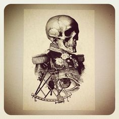 Brett Murray - Instagram Profile - INK361 Skulls, Profile, Artist, Instagram, User Profile, Amen, Skeletons, Skull, Artists