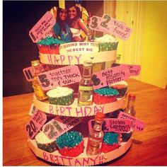 How stinkin' cute!!!! I want one!!!! :) 21 reasons you're my BFF for the 21st!