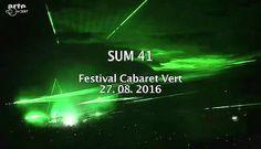 Sum 41 au Cabaret Vert 2016 - http://cpasbien.pl/sum-41-au-cabaret-vert-2016/