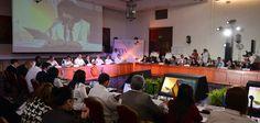 En Veracruz, durante los trabajos de la XIV Conferencia Iberoamericana de Ministras y Ministros de Salud, encuentro previo a la XXIV Cumbre Iberoamericana de Jefes de Estado y de Gobierno, los responsables de la salud de 16 países se reúnen para integrar una agenda que fortalezca la prevención de enfermedades.
