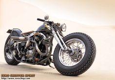 Zero Chopper Harley (Japan)