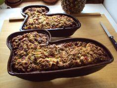 Velikonoční nádivka Oatmeal, Breakfast, Food, The Oatmeal, Morning Coffee, Rolled Oats, Essen, Meals, Yemek
