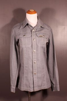 Vintage made-in-USA Lee jacket, men's size S, available at our eBay store! $35