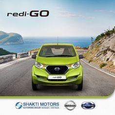 Ready to go #DatsonRediGO - Shakti Nissan For More :- goo.gl/cMHAo5  #Datson #DatsonCar #FamilyCars #ReadyGo #SmallCar