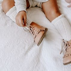 Our below the knee white socks have been restocked (last restock) #sadiebabyshoes Baby Accessories, Sadie, Baby Shoes, Socks, Kids, Clothes, Instagram, Toddlers, Outfit