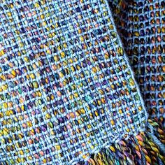 Ravelry: eileen-s' Stained Glass Scarf