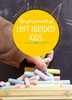 "It's Left Handers Day! From the Blog - If you're a parent with one or more ""Southpaw"" children, it helps to know how they think, learn and what difficulties they face from day to day … click to read more http://southpawonline.com/blogs/southpawsays/15023661-life-with-a-left-handed-kid"