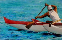 Latitude Options: 30 paintings in 30 days, American Samoa, Day 2