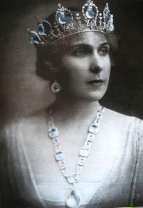 Victoria Eugenia, Queen of Spain Royal Tiaras, Royal Jewels, Tiaras And Crowns, Crown Jewels, Spanish Royalty, Spanish Royal Family, Indian Jewelry, Queen Victoria, Bridal Jewelry