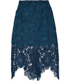 Lovely skirt, such pretty detail and color.