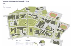 w1-Hi, My name is Sadaf and I am studying my master thesis in HCU hamburg. Focus of my thesis is how to merge architecture and urban planning in its traditional for into the frame work of sustainability.This particular map is from as a school project the AUTH Campus, helping us to find optimized installation place. Our source was Bio-waste: greenery, food waste etc. This map is done with Autocad and Photoshop.Traced Map.