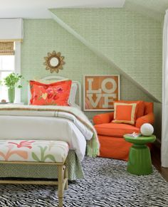 love the color combo! Similar to our color palate.