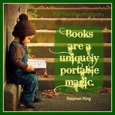 Books...magic