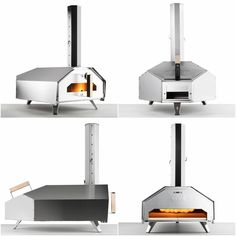 Cook authentic, delicious pizza at home, right in your backyard with Ooni Pizza Ovens. World's gas and wood fired portable pizza ovens, cooking accessories and recipes. Wood Fired Pizza, Wood Fired Oven, Portable Pizza Oven, Bbq Grill, Barbecue, Grill Area, Grilling, Bread Oven, Bbq Kitchen