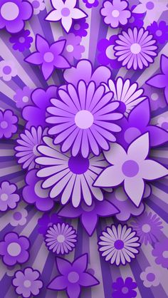 💮:*★*:💮 Flowery Wallpaper, Orange Wallpaper, Wallpaper S, Wallpaper Backgrounds, Wallpaper Ideas, Walpaper Iphone, Wallpaper Iphone Disney, Cellphone Wallpaper, All Things Purple