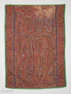 Shawl Fragment 89 x 64 cm