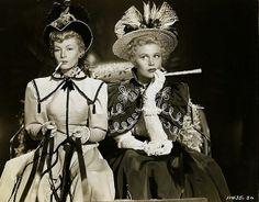 Veronica Lake & Joan Caufield